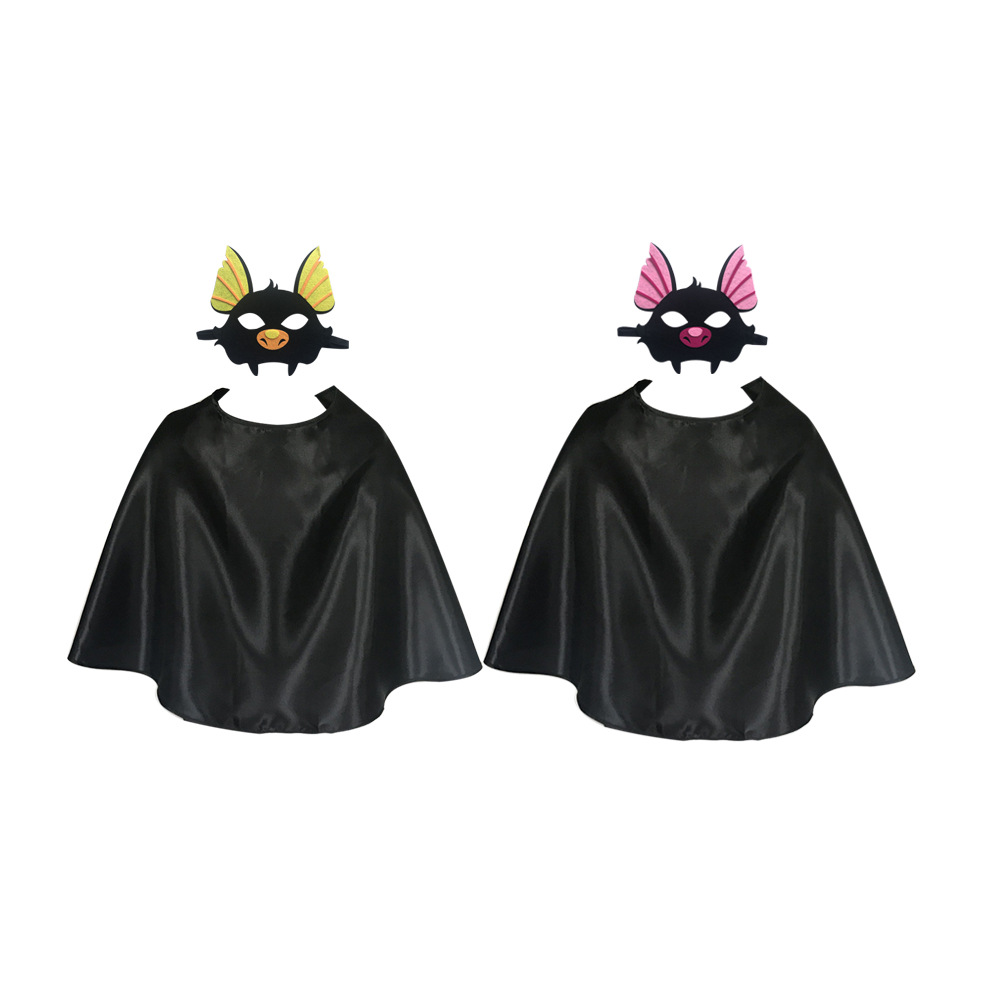 Superhero Batman Animal Costume Cape and Mask Kids Children Birthday ...