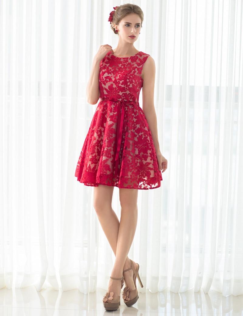 Popular Red Short Prom Dresses-Buy Cheap Red Short Prom Dresses ...