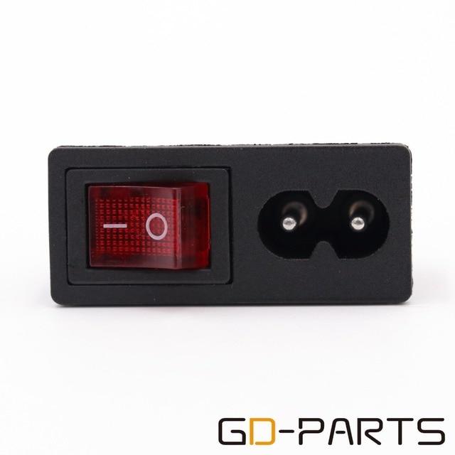 GD PARTS IEC320 C8 AC Steckdose Stromanschluss Maisonette ...