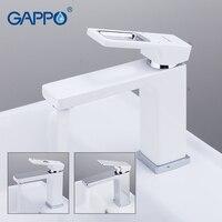 GAPPO Basin Faucet brass bathroom faucets wash basin sink faucet mixer taps bathroom basin sink mixer brass water taps torneira