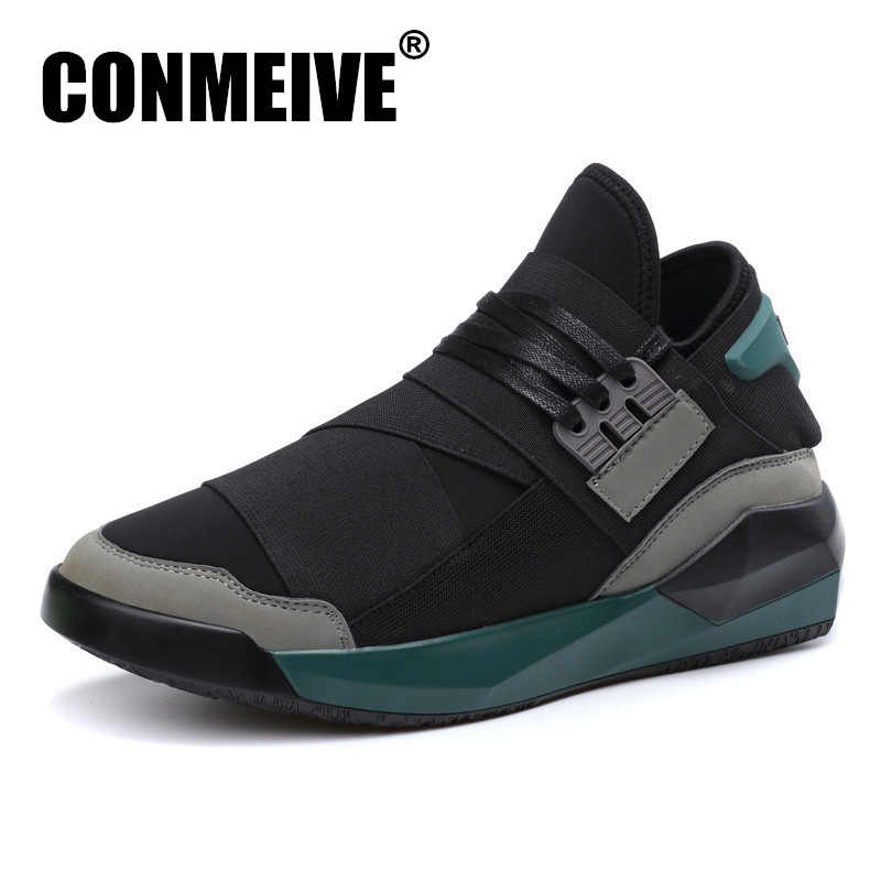 89956ef92 CONMEIVE Brand Comfortable Men Shoes Spring and Autumn Male Adult Loafers Breathable  Fashion Mens Sneakers Size