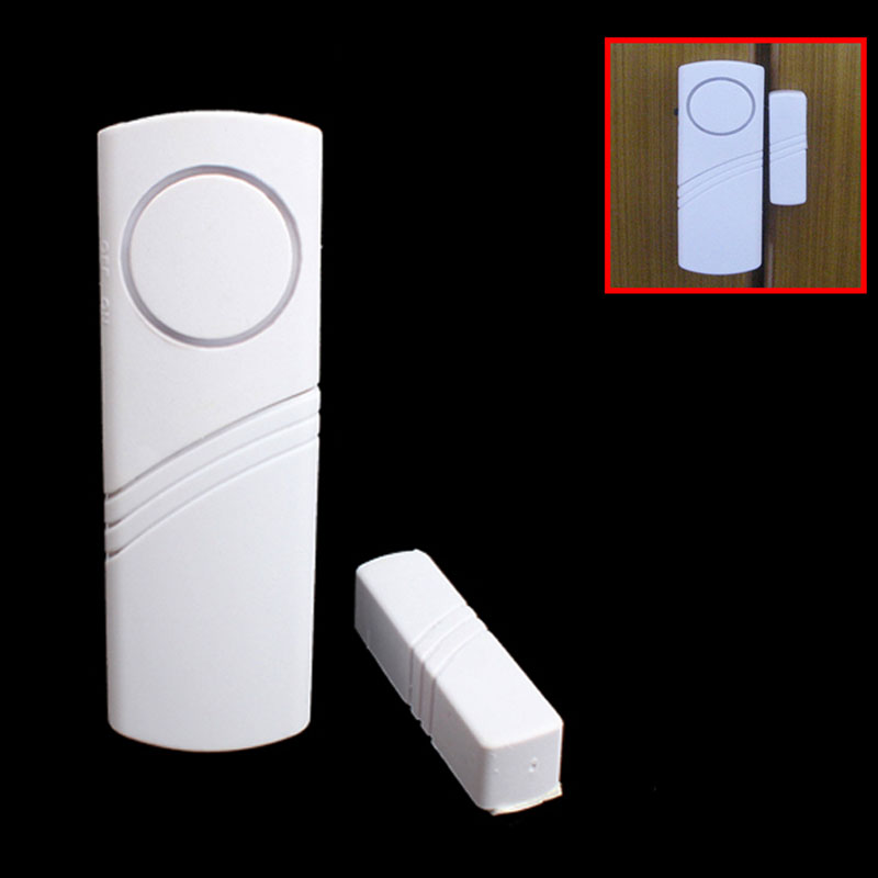 Etmakit Longer Door Window Wireless Burglar Alarm System Home Safety Security Device NK-Shopping