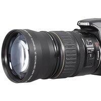 プロフェッショナル52ミリメートル2x倍率望遠レンズ用ニコンd5100 d3200 d70 d40デジタルカメ