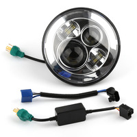 On Sale Motocicleta 7 Inch Motorcycle Projector Ktm Exc Daymaker Hi Lo LED Light Bulb Headlight