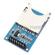 Micro SD Card Reading Writing Storage Board Module(Supports SDIO and SPI)