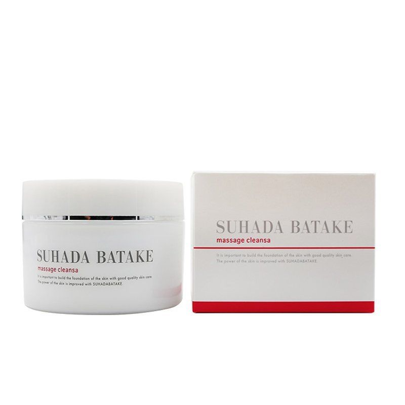 Japan Suhada Batake Massage Cleanse 120g #usau