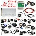 2016 Carprog Paquete V9.31 Carprog Del Prog Del Coche Carprog Con Los Adaptadores ECU Chip Tuning Odómetros Dashboards Immobilizer