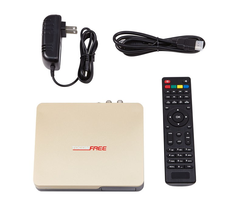 South America TocomFREE S989 Receptor FTA Digital Satellite TV Receiver Full HD DVB-S/S2 IKS+SKS TocomFREE S929 plus рубашка в клетку dc south ferry 2 south syrah