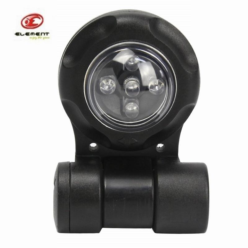 CS Force Element EX079 VIP IR LED Safety Signal Light Outdoor Sports Military Strobe Light Navy Seal Light Black Tan