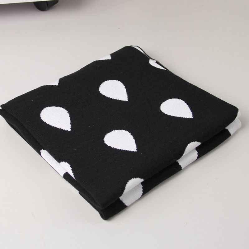 Детское одеяло хлопок вязаный шерстяной броски многоцелевого использования для Warps полотенце для новорожденных Мягкие Одеяло s Чехол для коляски постельные принадлежности одеяло 320 г