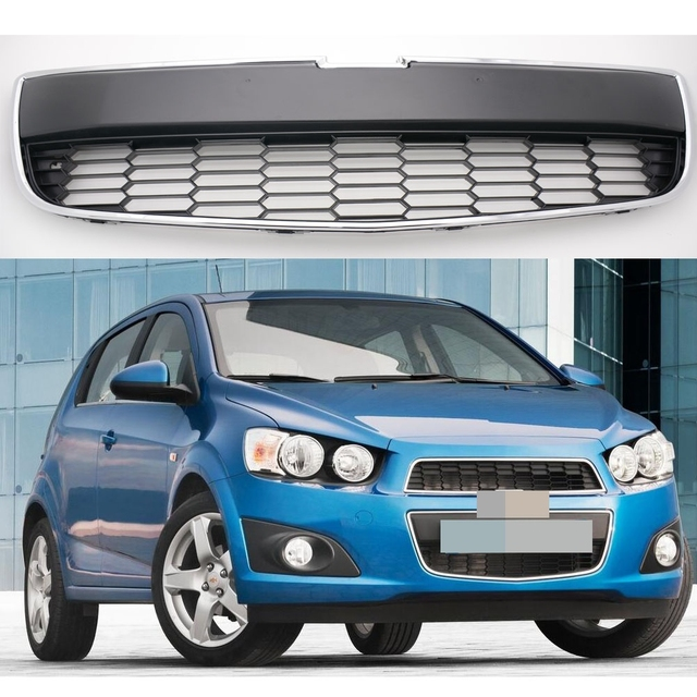 1pcs front lower grill mesh radiator grille insert for chevrolet rh aliexpress com