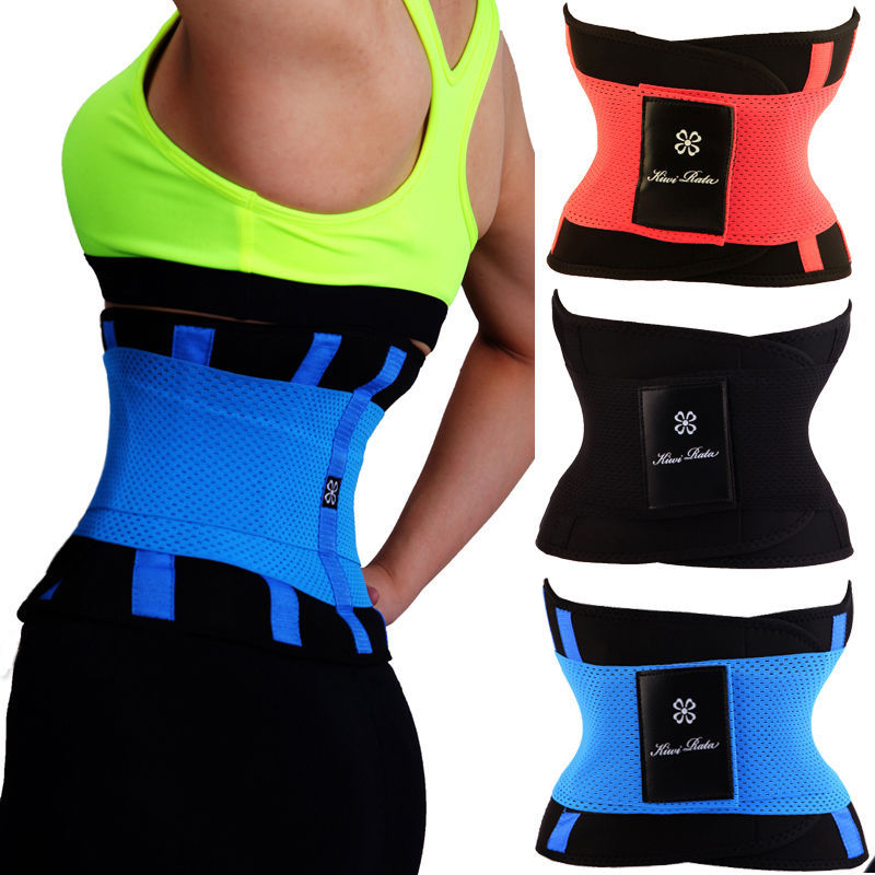 Xtreme Power Belt Hot Slimming Thermo Body Shaper Waist Trainer Neoprene Belt Cincher Girdle Slim