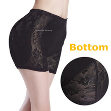 Fake Butt Pads Sexy Underwear Women Panties Hipster Lingerie Butt and Hip Enhancer Padded Panty With Lace Hot Body Shape Bottom