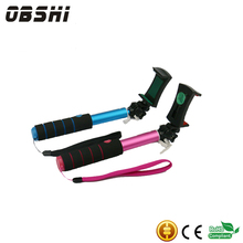 Mobile phone stand Selfish stick cable mini expandable Selfish stick can be rotated for the iPhone