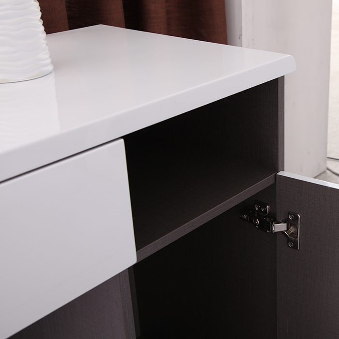 Perfecto Tocador Blanco Muebles De Ikea Heces Viñeta - Muebles Para ...