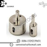 Diamond Core Drill Bit 20mm 25mm 30mm 35mm 40mm 45mm electroplated diamond drill bit for glass tile ceramic granite