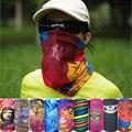 Ciclismo pesca Camping escalada a prueba de viento secado rápido camuflaje Bandana cuello Gaitán bufandas cubierta máscara facial