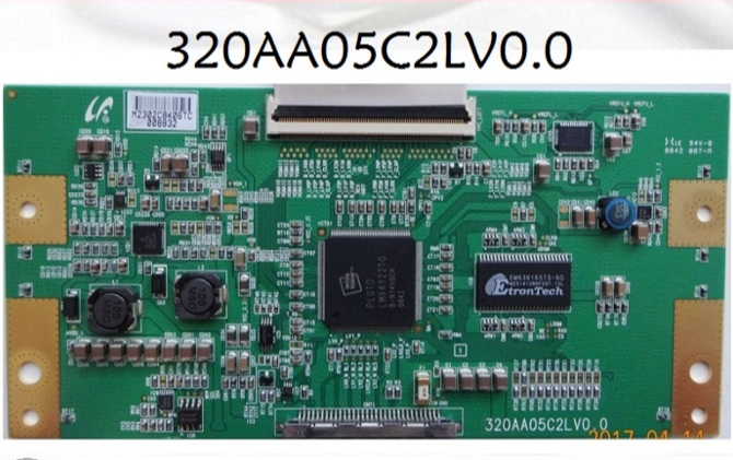 LCD Board 320AA05C2LV0.0 Logic Board FOR Connect With LA32A350C1 LTF320AA01 T-CON Connect Board