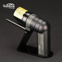 1 Set Smoking Gun Handheld Food Smoker Professional Metal Barware Bar Tools