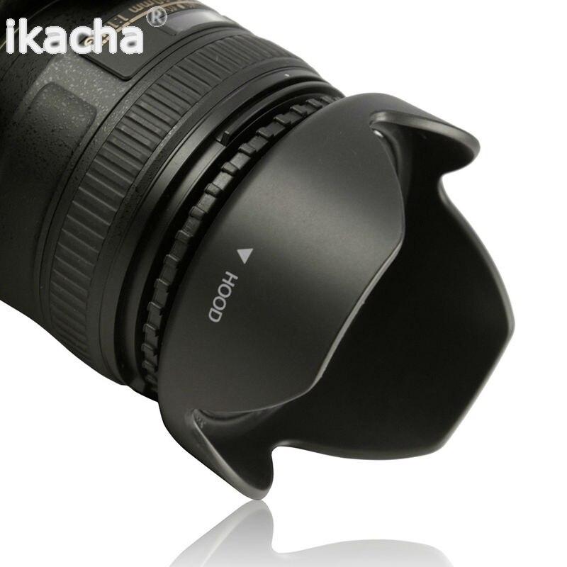 Flower Design for Canon EOS 6D Mark II Pro Digital Lens Hood 72mm