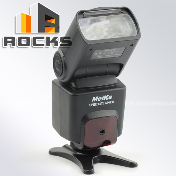Meike MK430 Flash Speedlite Suit For Nikon D7100 D600 D800s D3 D4 D5300 D3300 D5200 D3200 электронная книга sony prs 600 библиотека 7100 книг