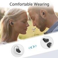 mini wireless bluetooth Mini TWS Wireless Bluetooth 5.0 Earphones sport Headphone Noise Cancelling Gaming Headset binaural call wireless for Smart Phone (3)