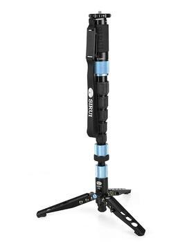 Sirui P-326SR Carbon Fibre Monopod  Tripod Pro Photo Video Camera