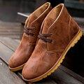 Hightops Pisos Botines Para Hombre de Moda Zapatos Casual Zapatos Hombre Libre del envío 2017 de La Nueva Manera