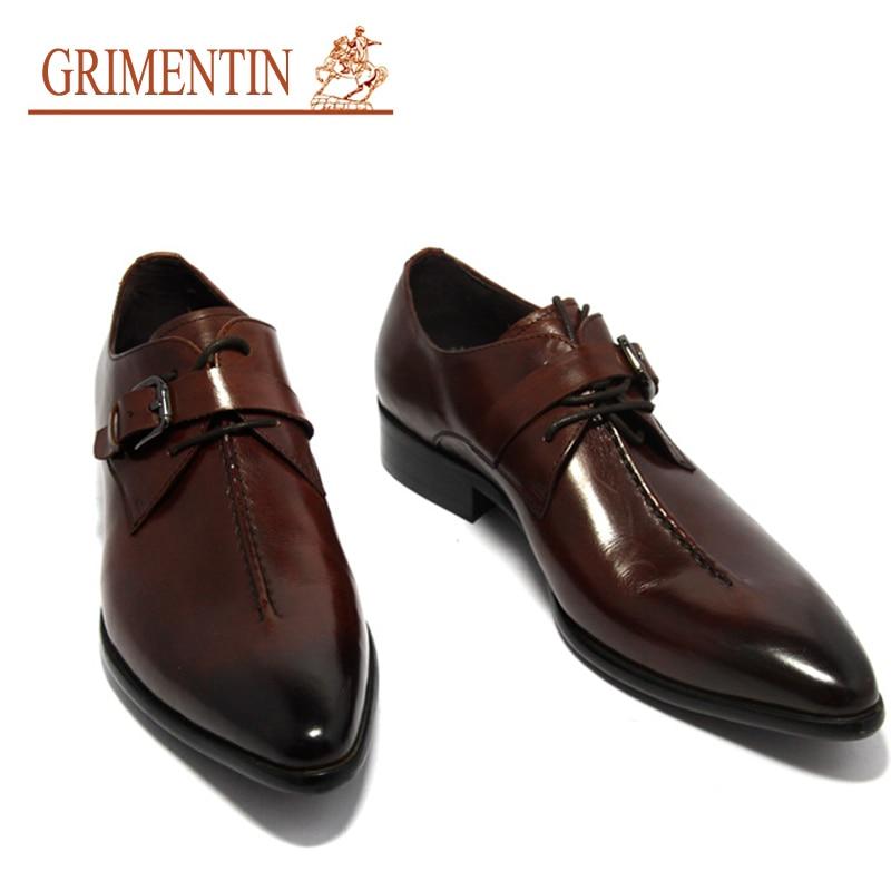 Online Get Cheap Male Brown Wedding Shoes -Aliexpress.com ...