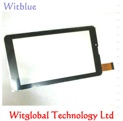 Tempered Protector Glass / New Touch Screen Touch Panel Digitizer For 7