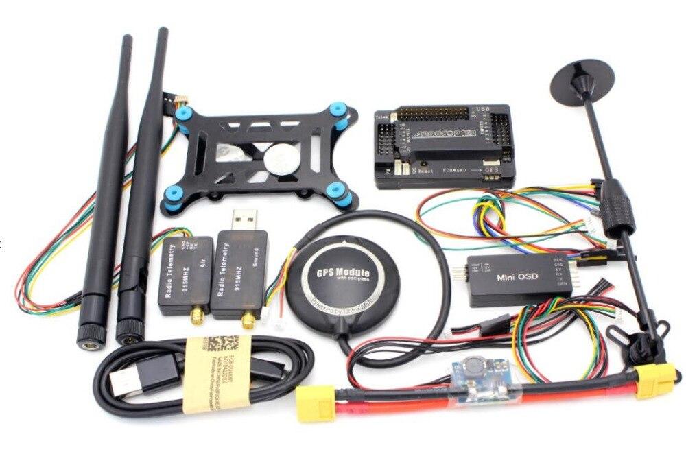 Straight pin APM 2.6 + NEO 8M GPS Compass w/ Foldable Stand Amount+Power Moudle+Minim OSD+915Mhz Telemetry+Shock Abosorber велосипед cronus minim 20 2018