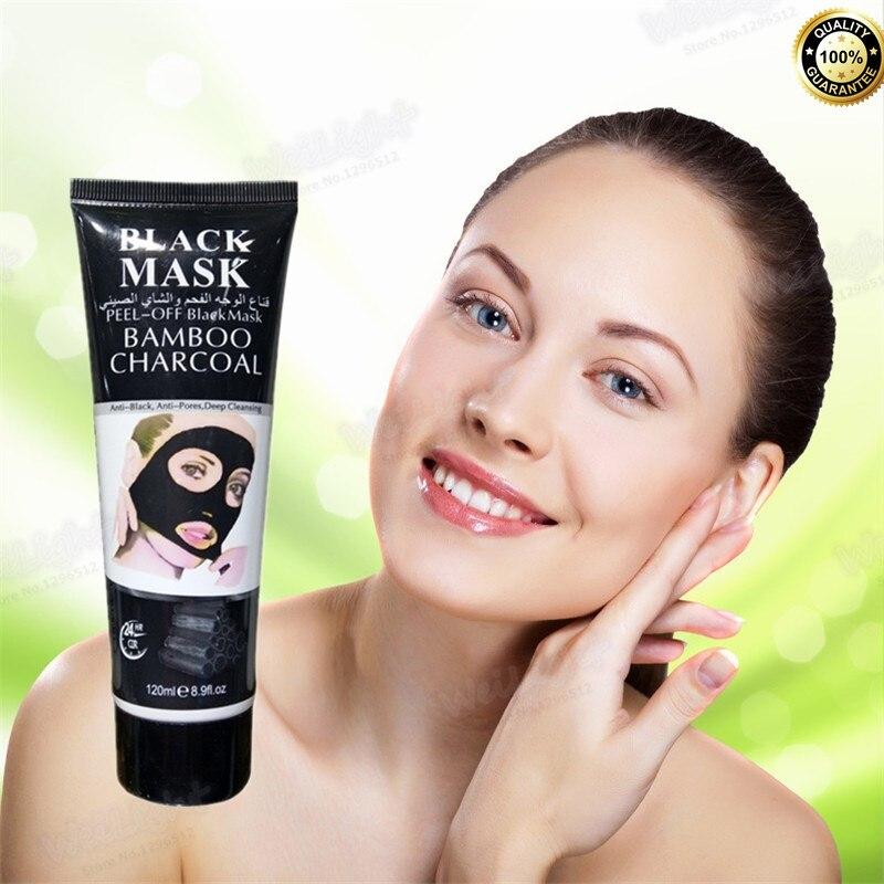 Black mask for Face Dark Spot Corrector Skin Whitening Blackhead Removal Charcoal Serum Remove Age Spots Freckles Melasma mask mascarillas para la cara negra