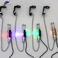 SW3-JY illuminated Fishing Swinger Chain Swinger Carp Fishing Indicator 4 Colors for bite alarm
