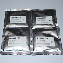 4pcs/set 250G CMYK Developer for Ricoh MP C3003 C3503 C4503 C5503 C6503 MPC3503 MPC4503 MPC5503 MPC6503 MPC3003