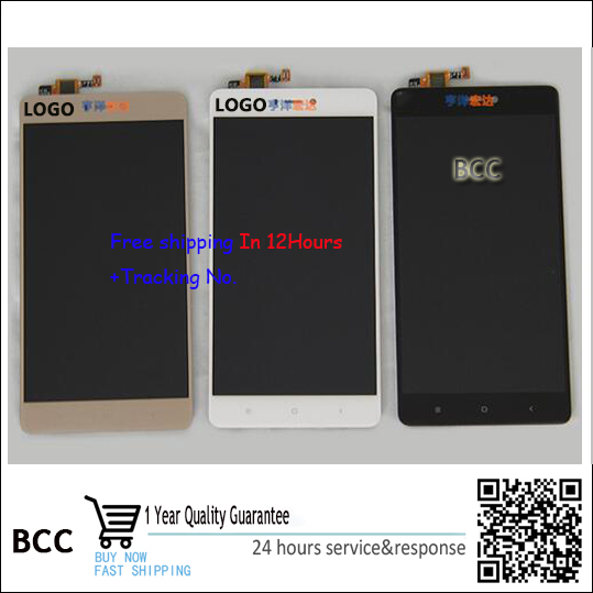 Best quality Original New Touch Screen +LCD display For xiaomi 4s Mi 4s Replacement Parts Test ok,+tracking in stock!