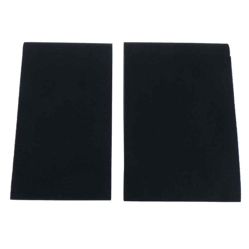 NEW 2pcs New Sponge Studio Monitor Speaker Acoustic Isolation Foam Isolator Pads