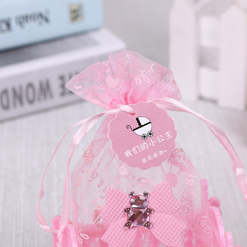 European creative wedding party supplies personalized baby shower european creative wedding party supplies personalized baby shower candy box lace cradle type box gift candy bag in gift bags wrapping supplies from home negle Choice Image