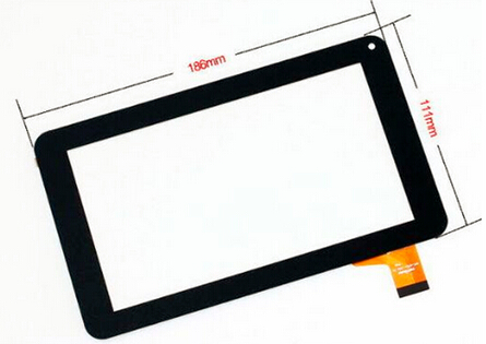New Touch screen Digitizer For 7 DIGMA OPTIMA 7.13 TT7013AW Tablet Touch panel Glass Sensor replacement Free Ship