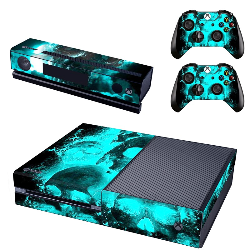 Vinyl Decals Protective Cover Skins For Microsoft Xbox One ...Xbox One Skins