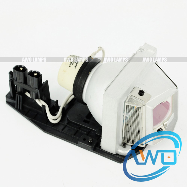 311-8943 / 725-10120 Original bare bulb with housing for DELL 1209S/1409X/1609WX Projectors 311 8943 725 10120 uhp 190 160w original projector lamp module for d ell 1209s 1409x 1510x 1609wx 1609x 1609hd