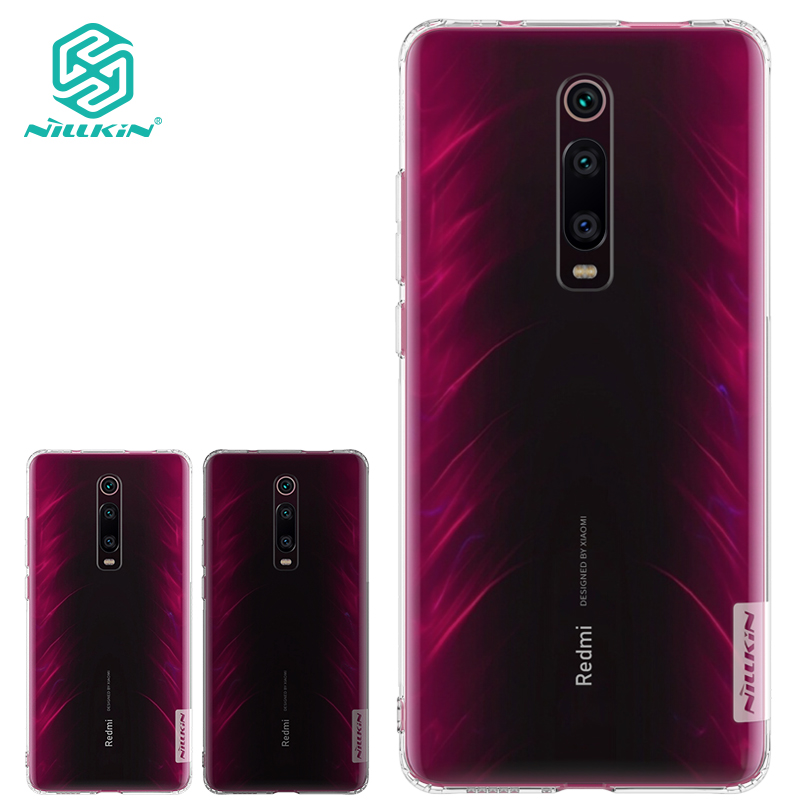 Nillkin Cases Back-Cover Xiaomi Ultra-Thin Mi-9t For And K20/k20 Nature TPU Soft-Shell