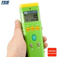 TES 1372 ручной анализатор угарного газа