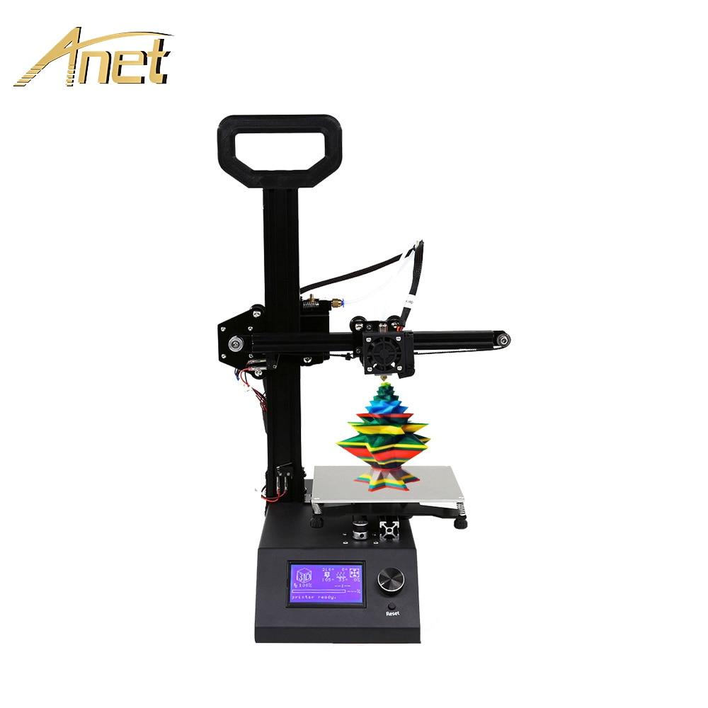 Easy Assemble Diy Metal Garage Or Shop: Anet A9 3D Printer High Precision Portable Imprimante 3D