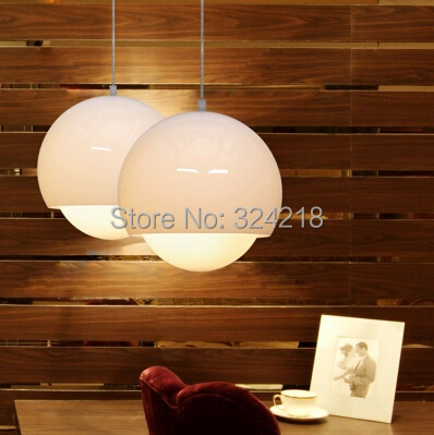 Free Shipping New Pendant indoor Light, Hanging Light, Ceiling Lamp,Glass+Arylic Lampshades living room /bedroom Pendant Lamp ...