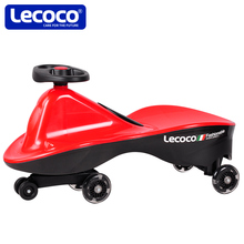 Lecoco Twist Car Swing Car Children's Ride on Car for Baby's Toys Toddler Toys Universal Wheel Baby Tricycle for Kids Car