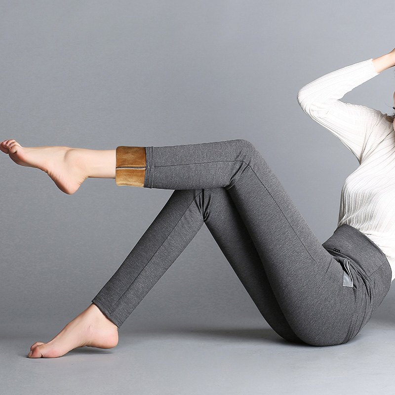 Plus παντελόνι παντελόνι Plus 6XL ελαστική - Γυναικείος ρουχισμός - Φωτογραφία 3