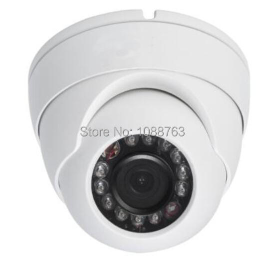 Free Shipping DAHUA CCTV 4MP Full HD WDR Network IR Eyeball Camera with Fixed Lens and POE without Logo IPC-HDW4421M dahua 2 7mm 12mm motorized lens 2mp wdr ir eyeball network camera ipc hdw5231r z free dhl shipping