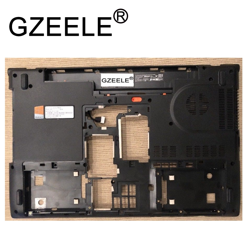 GZEELE USED Bottom Case For Acer V3 771 V3 772 V3 772G 9829 V3 771G VA73 Lower Case 13N0 7NA0411 13N0 7NA0401 13N0 7NA0411 COVER