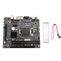 High Performance H110 Desktop Computer Mainboard Motherboard Memory Type DDR4 2400/2133 MHZ USB 2.0 3.0 interface