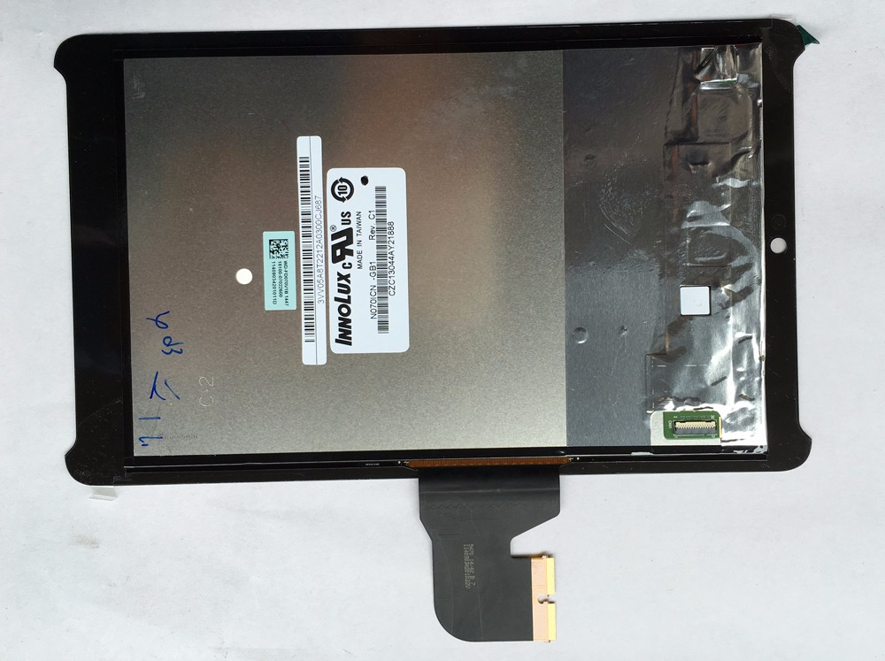 Full new LCD display + touch screen digitizer For <font><b>Asus</b></font> Fonepad 7 ME372CG ME372 <font><b>K00E</b></font> comes with adhesive image